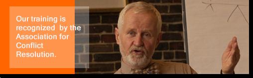 John Fiske, Mediation Trainer